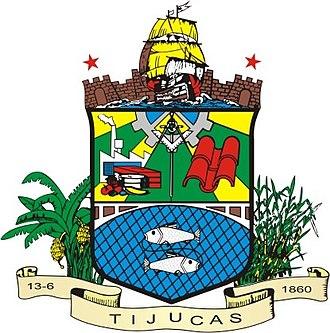 Tijucas - Image: Brasao tijucas