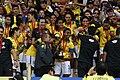 Brasil campeon de la copa America femenina de futbol ecuador 2014 (15197104870).jpg