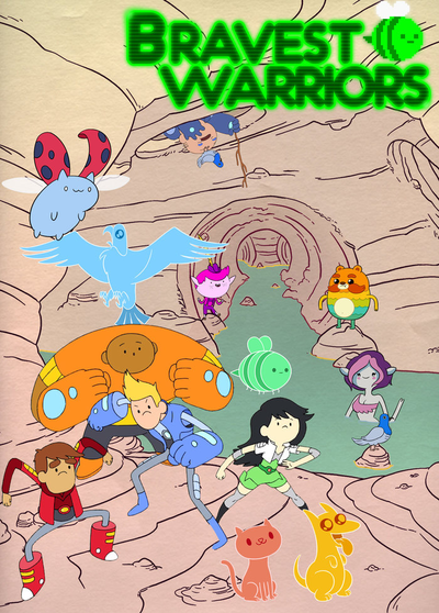 Picture of a TV show: Bravest Warriors