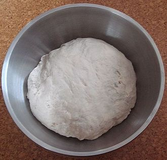Proofing (baking technique) - Dough, resting and rising in bulk fermentation