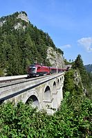 Breitenstein - Semmeringbahn - Krausel-Klause-Viadukt - 1.jpg