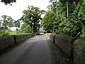 Bridge over the River Cusher at Clare - geograph.org.uk - 529674.jpg