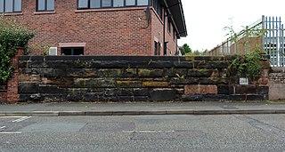 Birkenhead Monks Ferry railway station Former railway station on the Chester and Birkenhead railway in Wirral, England