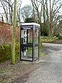 Brimstage Telephone Box. - geograph.org.uk - 681472.jpg