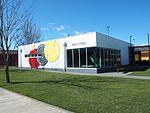 Brindabella Business Park fitness centre September 2012.JPG