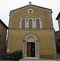 Brindas - Église Saint-Blaise (façade).jpg