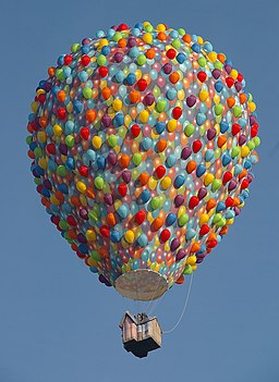Bristol Balloon Fiesta 2009 MMB 31 G-UPOI