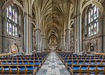 File:Bristol Cathedral Nave looking east, Bristol, UK - Diliff.jpg