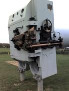 British 14in Naval Gun Breech Detail