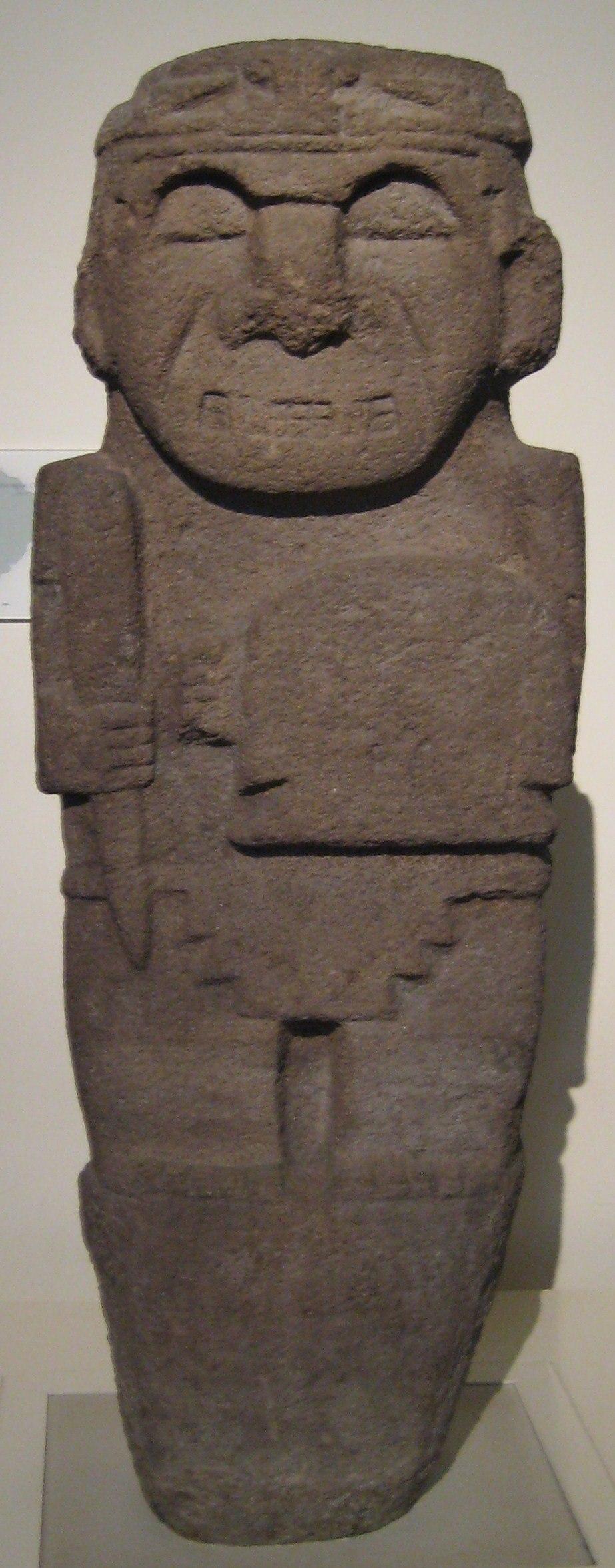 British Museum tomb guardian