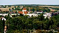 Brodnica, Polska . Widok , Kościół Jezusa Miłosiernego w Brodnicy - panoramio.jpg