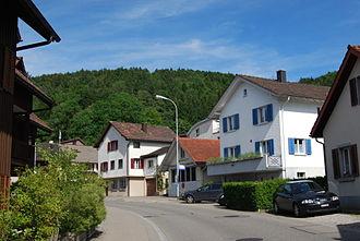 Bronschhofen - Image: Bronschhofen 277