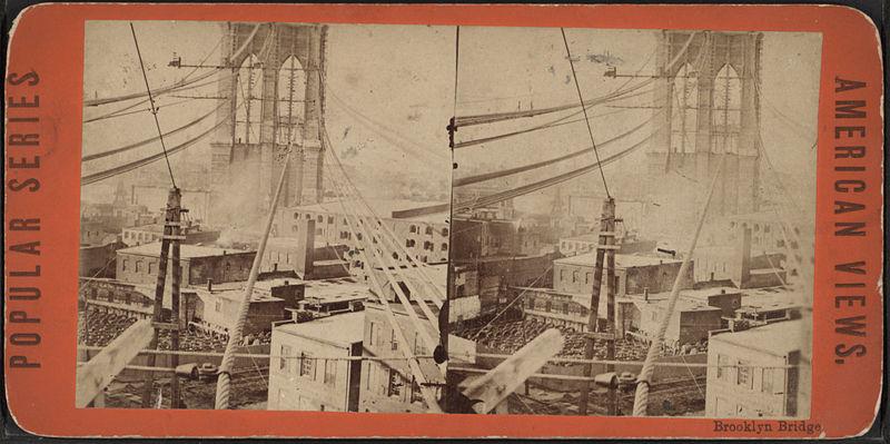File:Brooklyn Bridge, from Robert N. Dennis collection of stereoscopic views 2.jpg