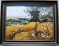 Bruegel il vecchio, mietitura, 1565, 01.JPG