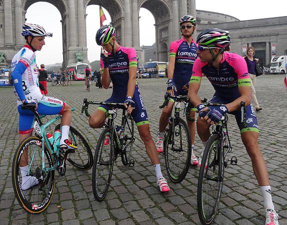 Bruxelles et Etterbeek - Brussels Cycling Classic, 6 septembre 2014, départ (A246).JPG