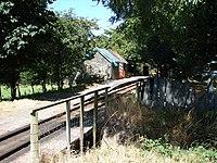 Bryn-glas station, Pandy, Talyllyn Railway - geograph.org.uk - 214296.jpg