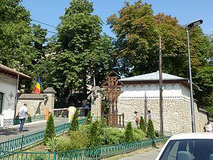 Radu Vodă Monastery - Image: Bucharest Day 4 Radu Voda (9437029062)