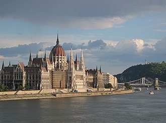 Imre Steindl - Parliament House in Budapest