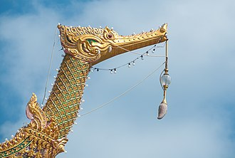 Wat Phra Yai - Image: Buddhist temple in Ko Samui