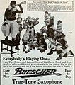 Buescher Saxophone Ad 1922 - Six Brown Brothers.jpg