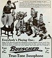 Buescher Saxophone Ad 1922 - Six Brown Brothers.jpg