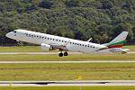 Bulgaria Air, LZ-PLO, Embraer ERJ-190STD (28178498480).jpg