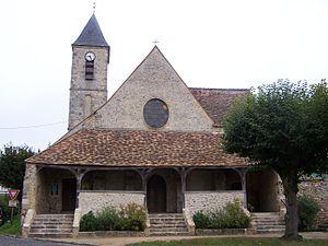 Bullion, Yvelines - Saint-Vincent Saint-Sébastien