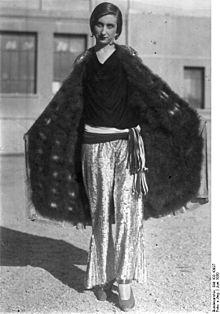 Luxury Did Women Wear Pants In The 1920s Yes Sort Of