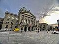 Bundeshaus , Swiss Parliament Bern ( Ank Kumar ) 05.jpg