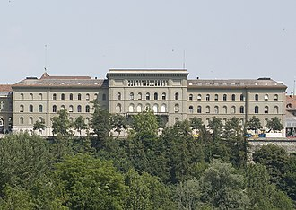 Federal Department of Economic Affairs, Education and Research - The east wing of the Federal Palace of Switzerland.