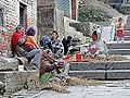 Bungamati, village newar (Népal) (8629059614).jpg