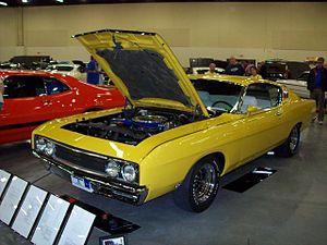 "Ford Torino Talladega - Semon E ""Bunkie"" Knudsen's custom built Talladega"