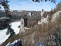 Burg Hexenturm mit Blick auf das Donautal.JPG