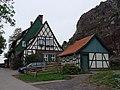 Burggasthof Ruine Hohnstein, Neustadt - Harz - panoramio.jpg