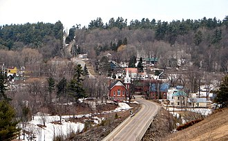 McNab/Braeside - Burnstown along the Madawaska River.