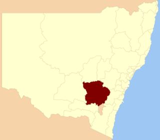 Electoral district of Burrinjuck