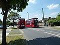 Buses passing in Southborough Lane - geograph.org.uk - 1913747.jpg