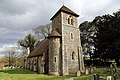 Bush End, Essex, England ~ St John Evangelist exterior ~ from northwest.jpg