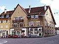 Bussang place de la mairie 20070706 France Vosges Misson Didier.JPG