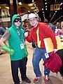 C2E2 (Day 2) 2014, Arrow and the Flash 2.jpg