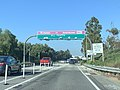 CA 261 SB Irvine Boulevard Enterance Toll Booth.jpg