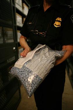 Smuggling av olagliga lakemedel okar
