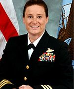 CDR Maureen Pennington Nurse Corps USN