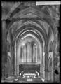 CH-NB - Moudon, Temple St-Etienne, vue partielle intérieure - Collection Max van Berchem - EAD-7385.tif