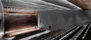 Centre for International Governance Innovation - The CIGI Campus auditorium