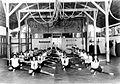 COLLECTIE TROPENMUSEUM Gymnastiekonderwijs op de H.B.S. te Semarang Midden-Java TMnr 10002314.jpg