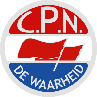 Communist Party of the Netherlands communist party
