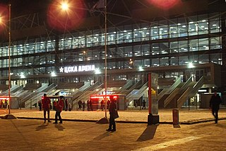 CSKA Arena in Moscow at night, 29.11.2018.jpg