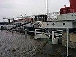 CWGC Princess Elizabeth Paddle wheel Dunkerque October 2015.jpg