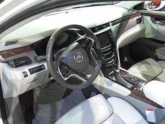 Cadillac XTS - Interior